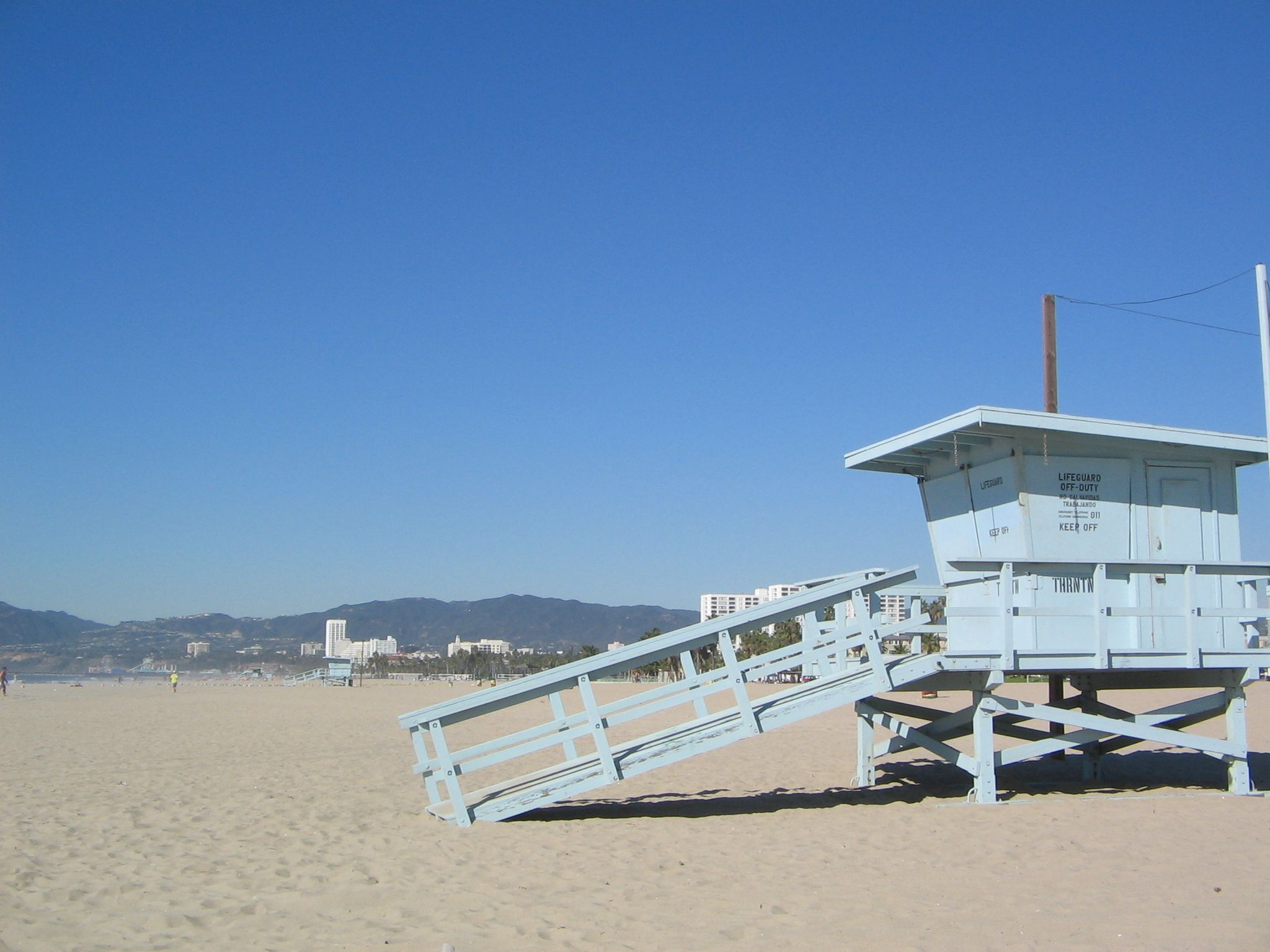 Lifeguard Station, Venice Beach - one my Top 5 Best things about LA