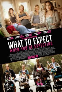 What To Expect When You're Expecting Poster Opens May 18, 2012