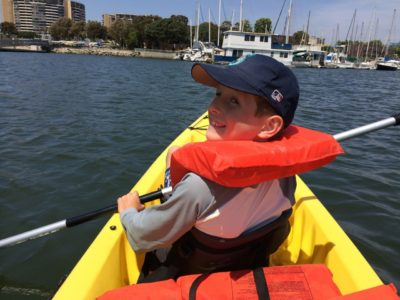 Boy-on-kayak-marina-del-rey