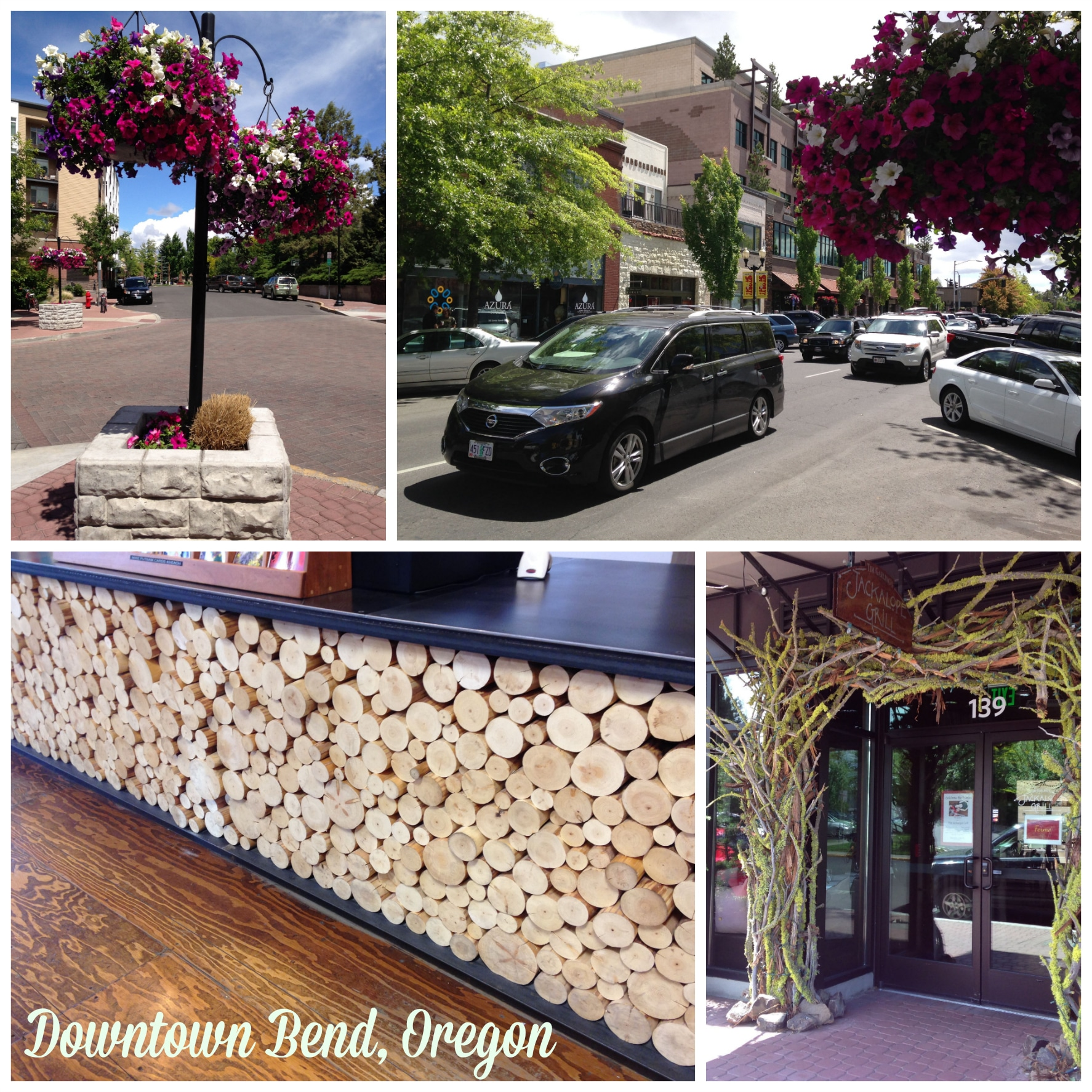 Downtown Bend, Oregon