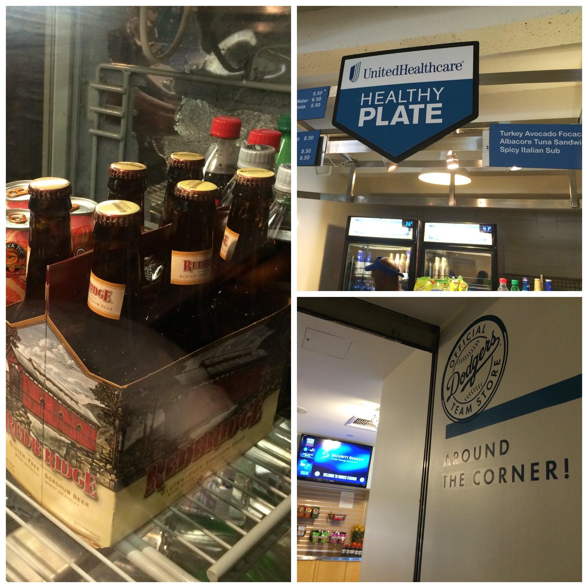 Gluten-Free-Beer-Dodger-Stadium