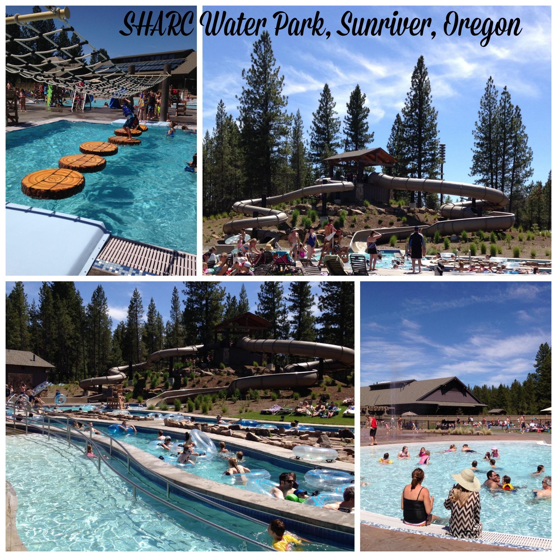 SHARC collage - Sunriver Oregon