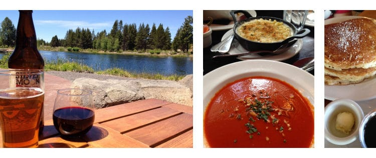 Dining And Drinking In Sunriver And Bend, Oregon