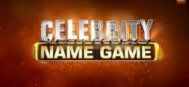 Auditioning for Celebrity Name Game