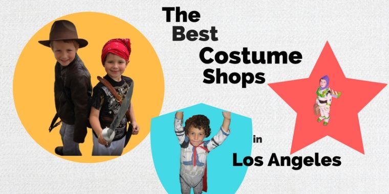 sc 1 st  MomsLA & Best Costume Shops in Los Angeles - MomsLA