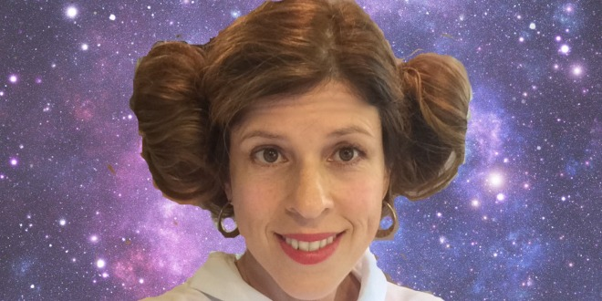 Princess Leia Hair and Some Adorable Halloween Costumes