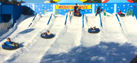 Holidays at LEGOLAND with Skating, Snow, and More