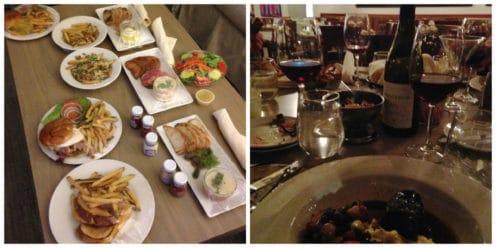 dining at Lakehouse Hotel & resort