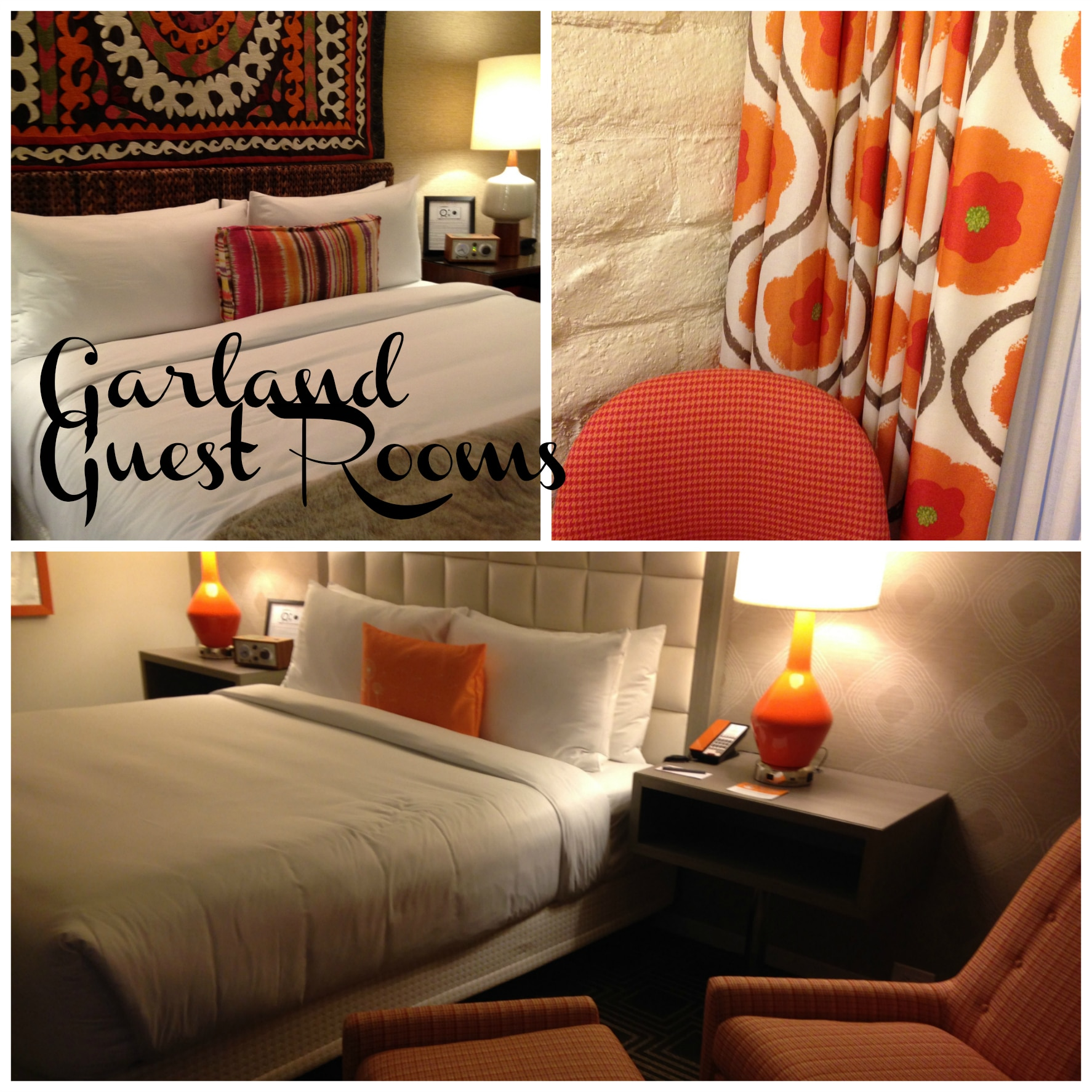 Garland Hotel Guest Rooms north hollywood