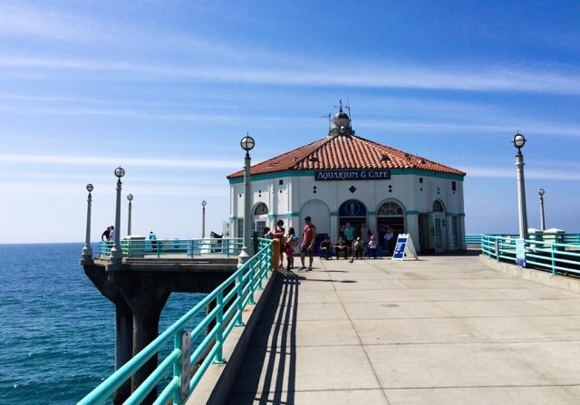 Manhattan Beach Aquarium Cafe