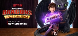 Dragons: Race to the Edge #StreamTeam