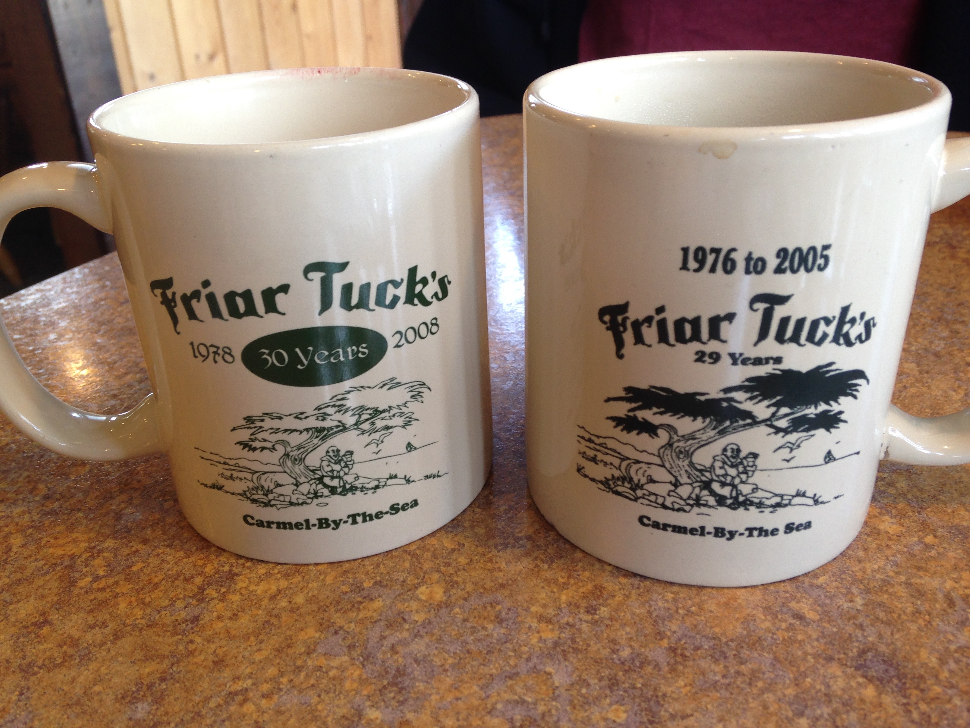 Friar Tucks restaurant in Carmel