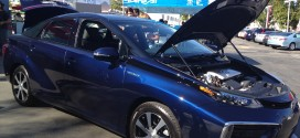 New Toyota Mirai Hydrogen Fuel Cell: Sign-Up Now Open