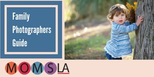 toddler girl family photographers in Los Angeles