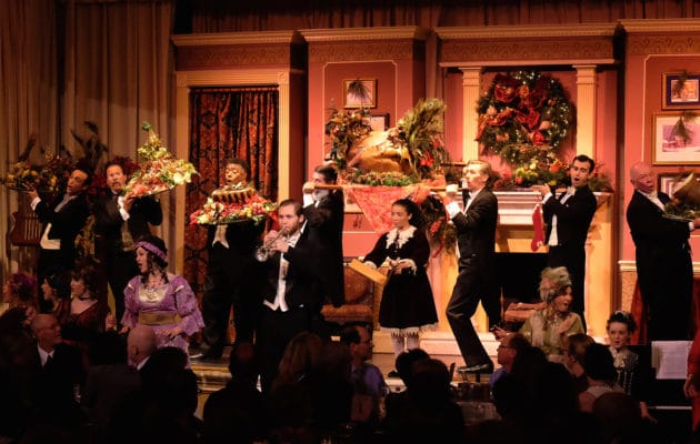 An American Christmas at the US Grant in San Diego