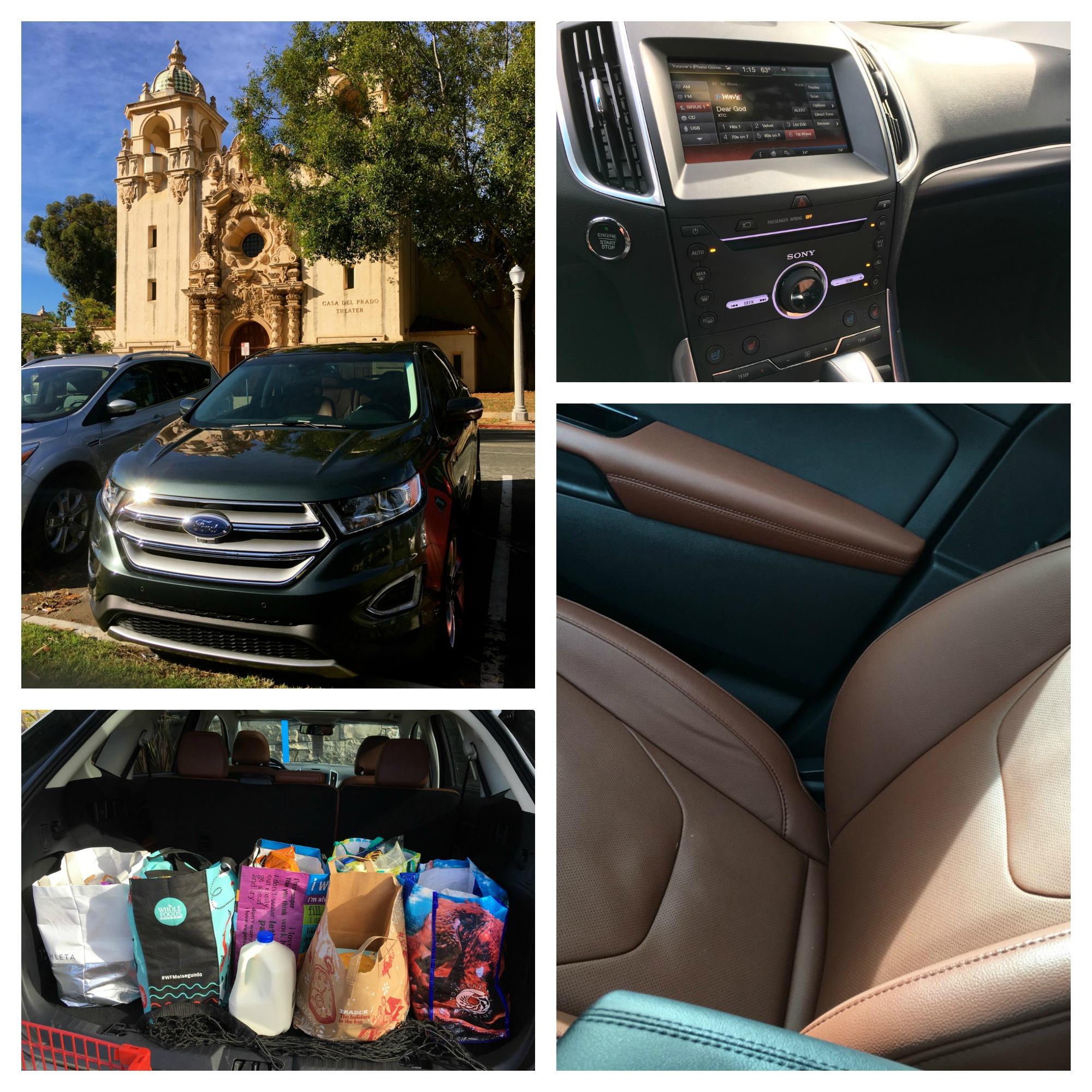 Ford Edge - Road trip to Tucson