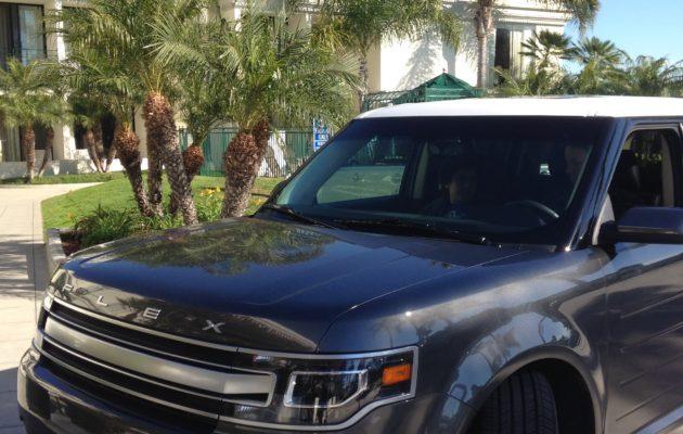 Ford Flex at Glorietta Bay Inn