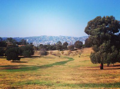 View from Kenneth Hahn Park near Culver City