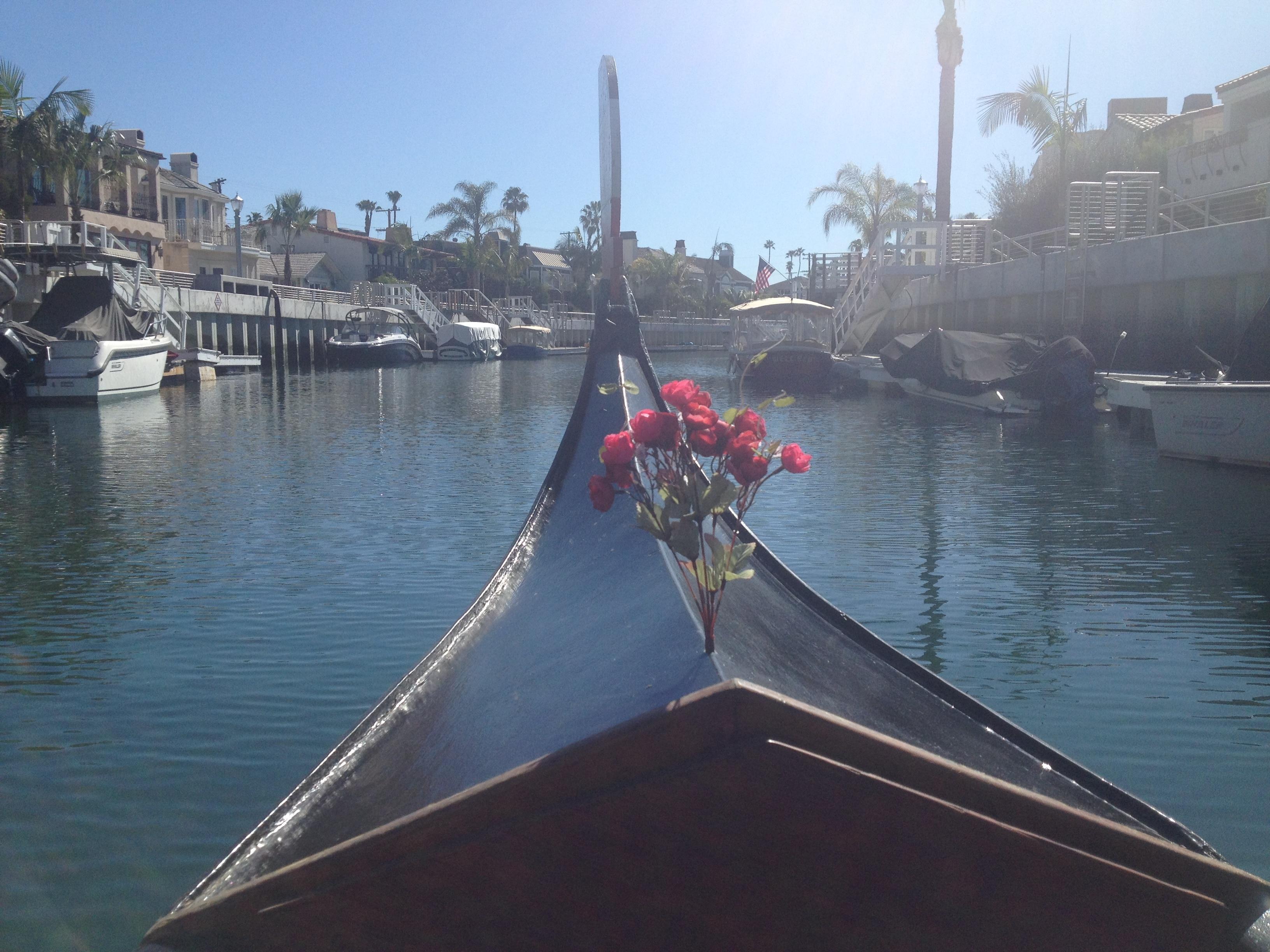 Gondola Getaway in Long Beach