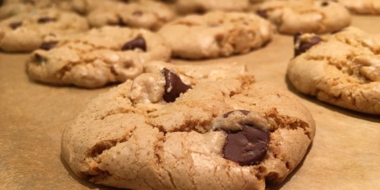 Where to celebrate National chocolate chip cookie day. (photo by Yvonne Condes)