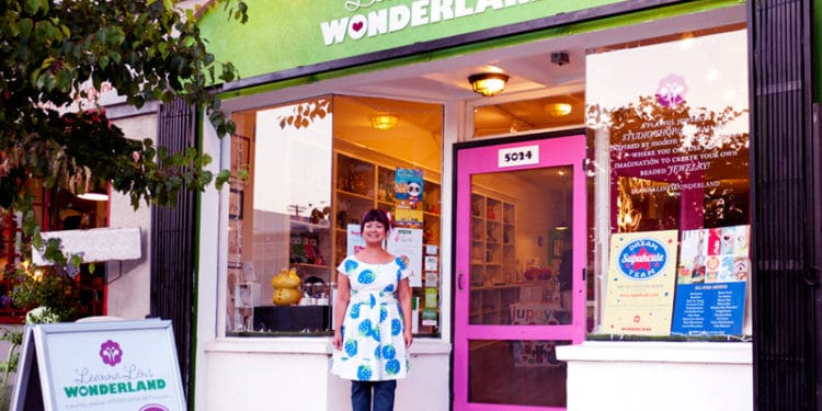 Leanna Lin's Wonderland is just one of the many things to do with kids in Eagle Rock