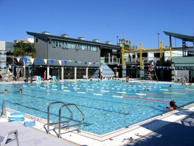 Santa Monica Swim Center is one of the 12 Best Public Pools in Los Angeles