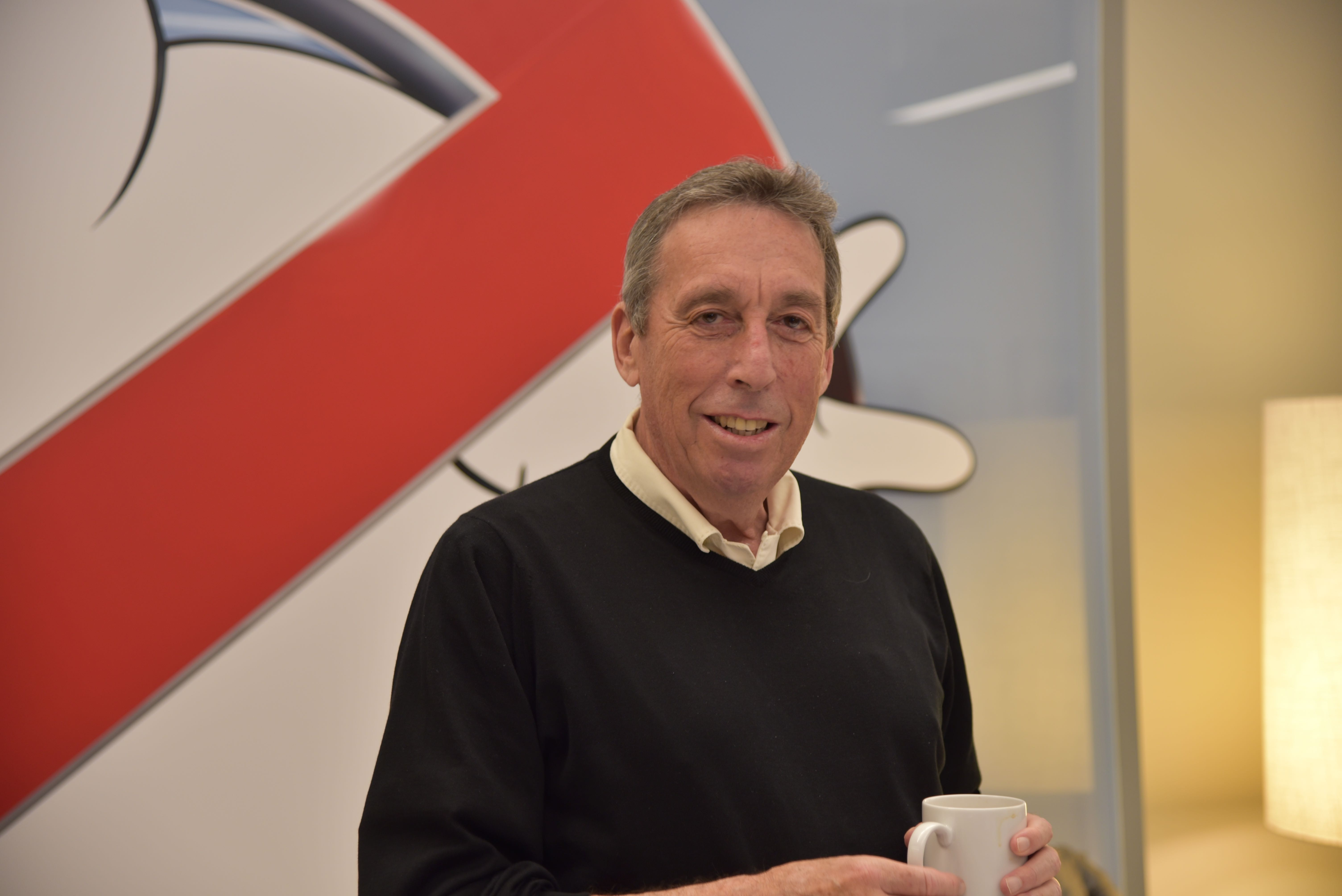 Ivan Reitman at Ghost Corps at Sony Pictures Studio in Culver City, CA