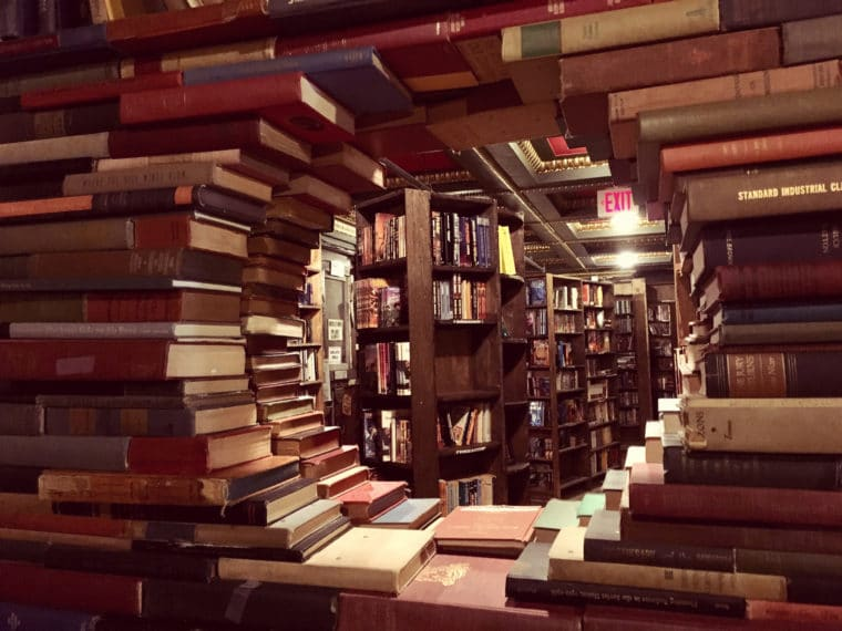 Some of the Best Bookstores to celebrate National Book Lovers Day in Los Angeles. (photo by Yvonne Condes)