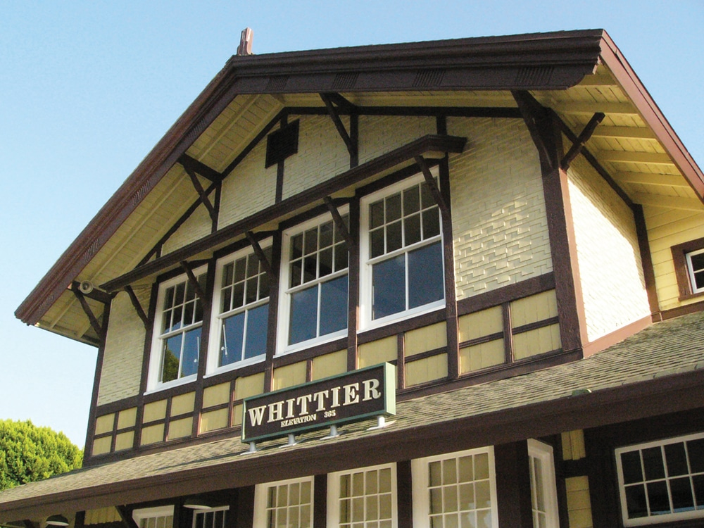 Whittier Historic Train Depot - 14 Things to do in Whittier with Kids