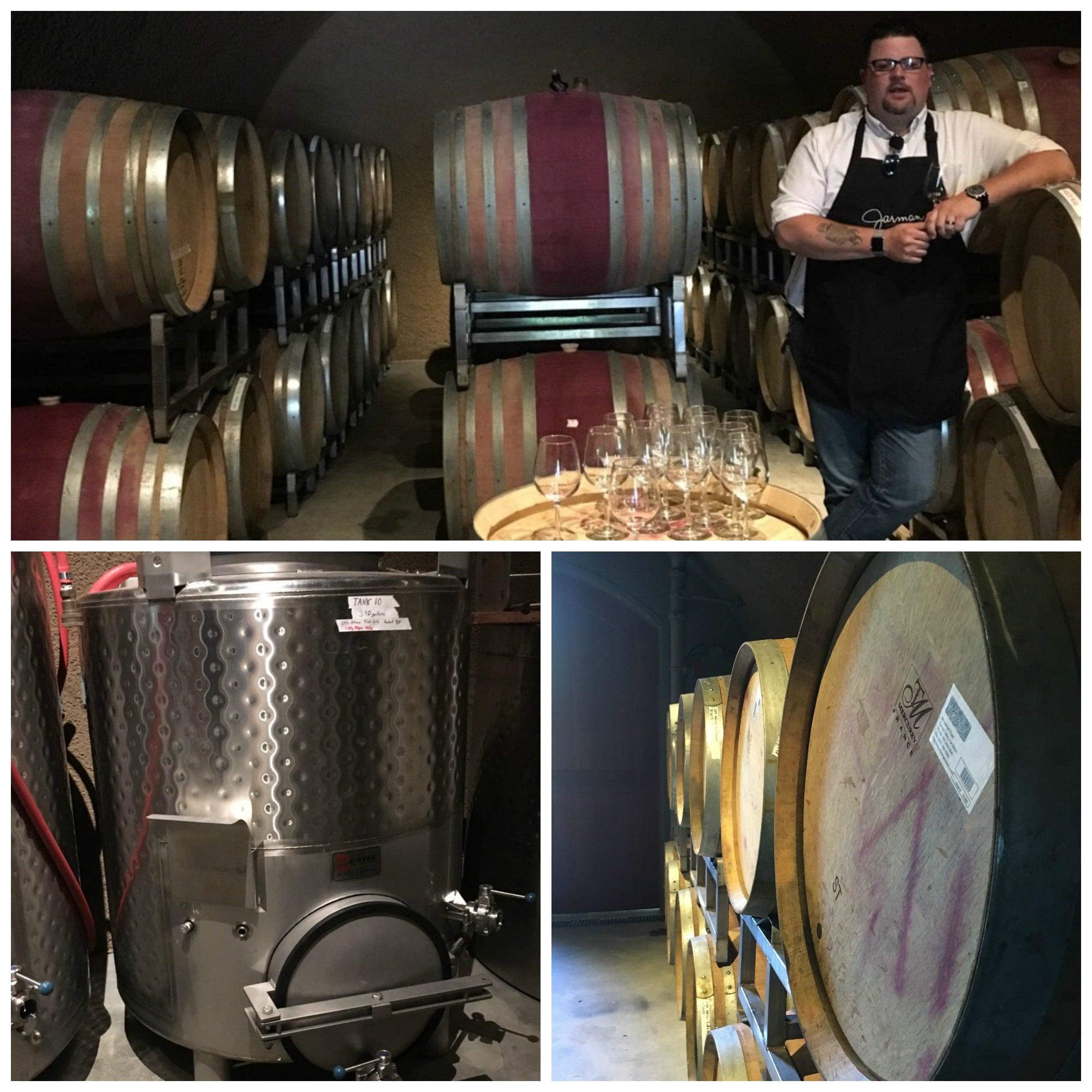 Wine Cave at Holman Ranch