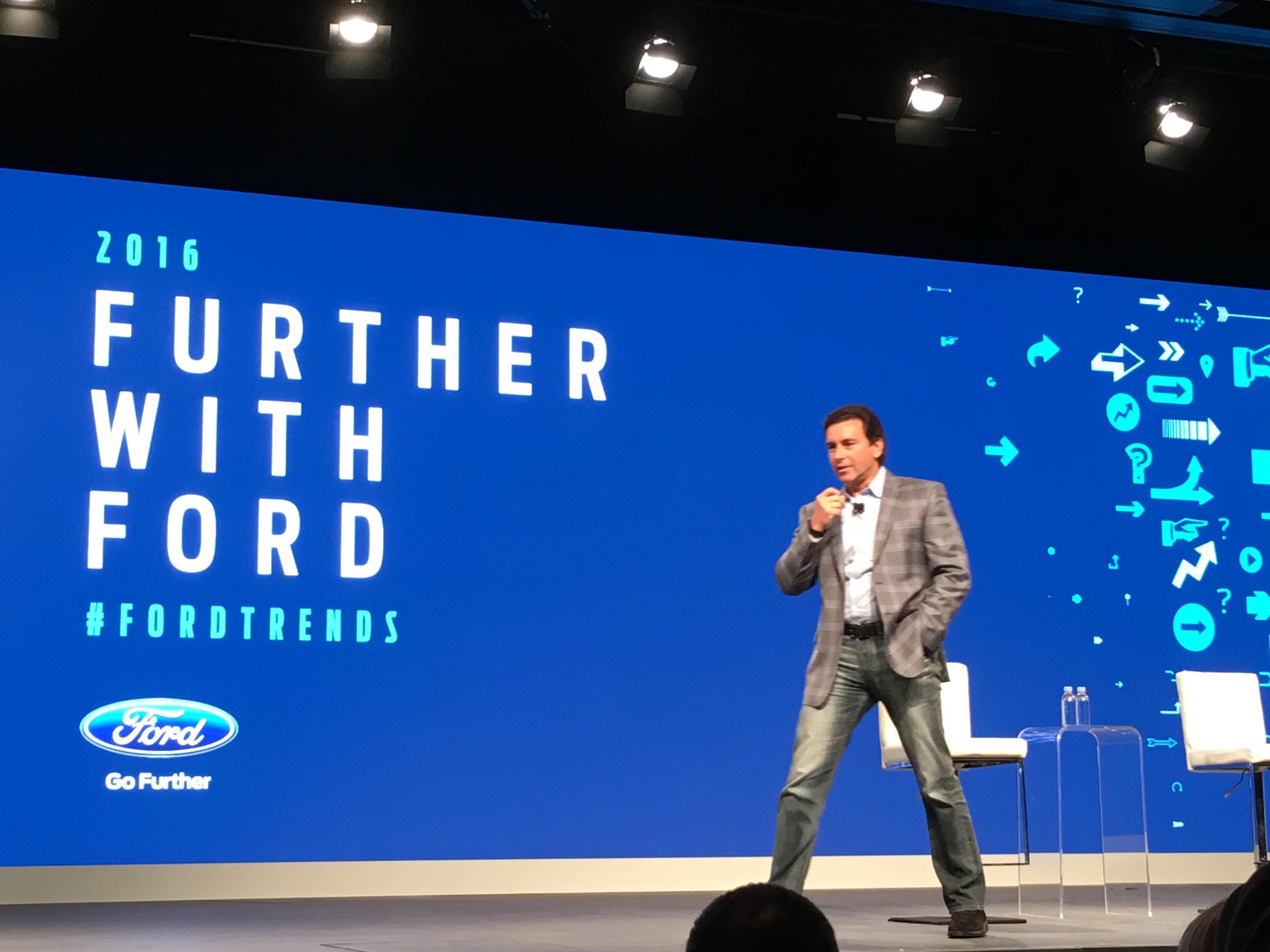 Mark Fields CEO of Ford