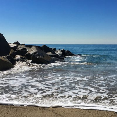 Will Rogers State Beach is just one of the fun things to do with kids in Los Angeles
