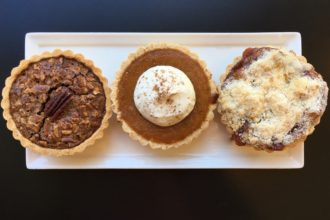 These are just some of the beautiful pies you can find at Los Angeles pie shops