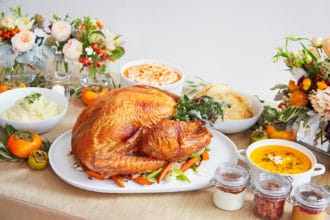 Thanksgiving To Go at Botega Louie