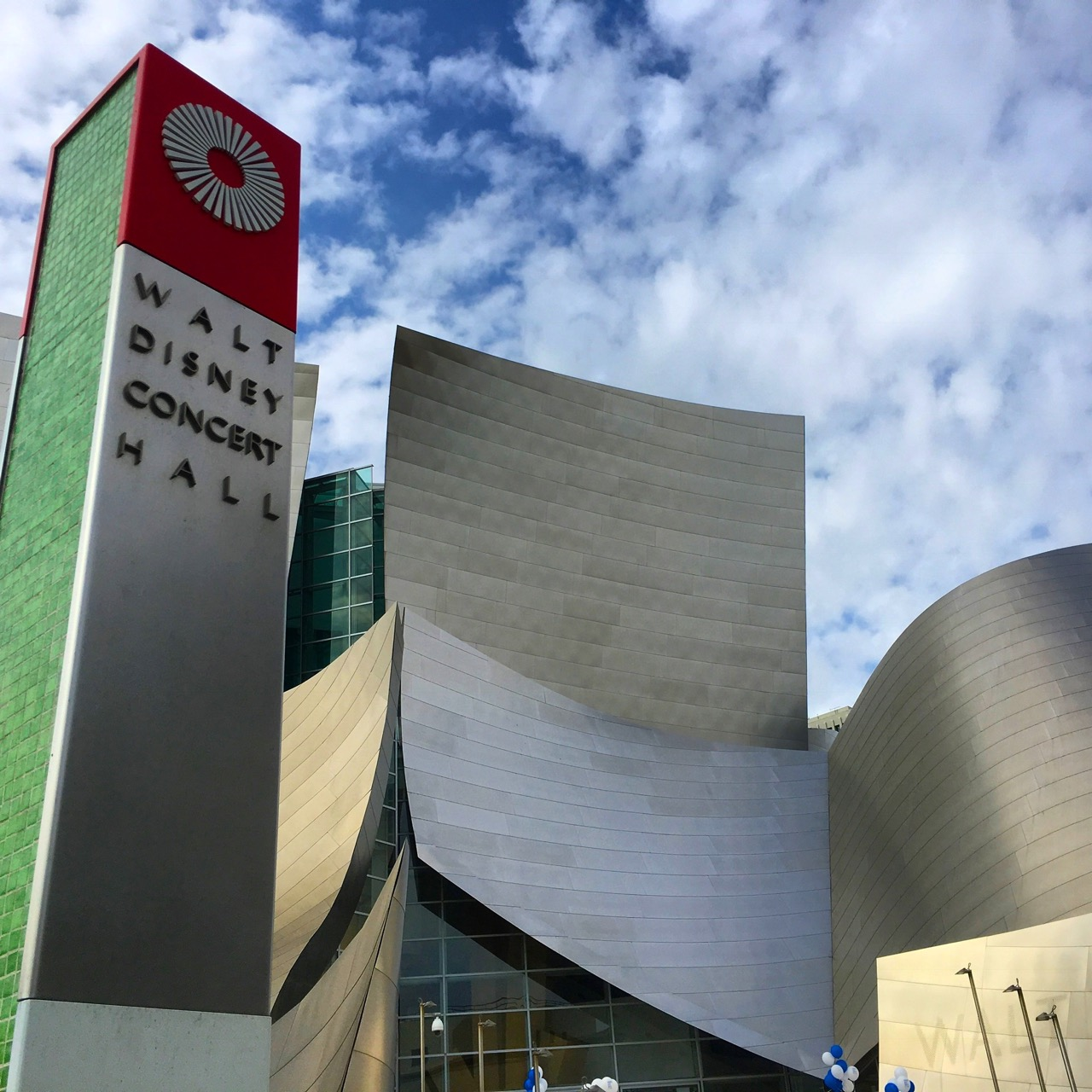 Walt Disney Concert Hall is just one of the things to do in Los Angeles with kids