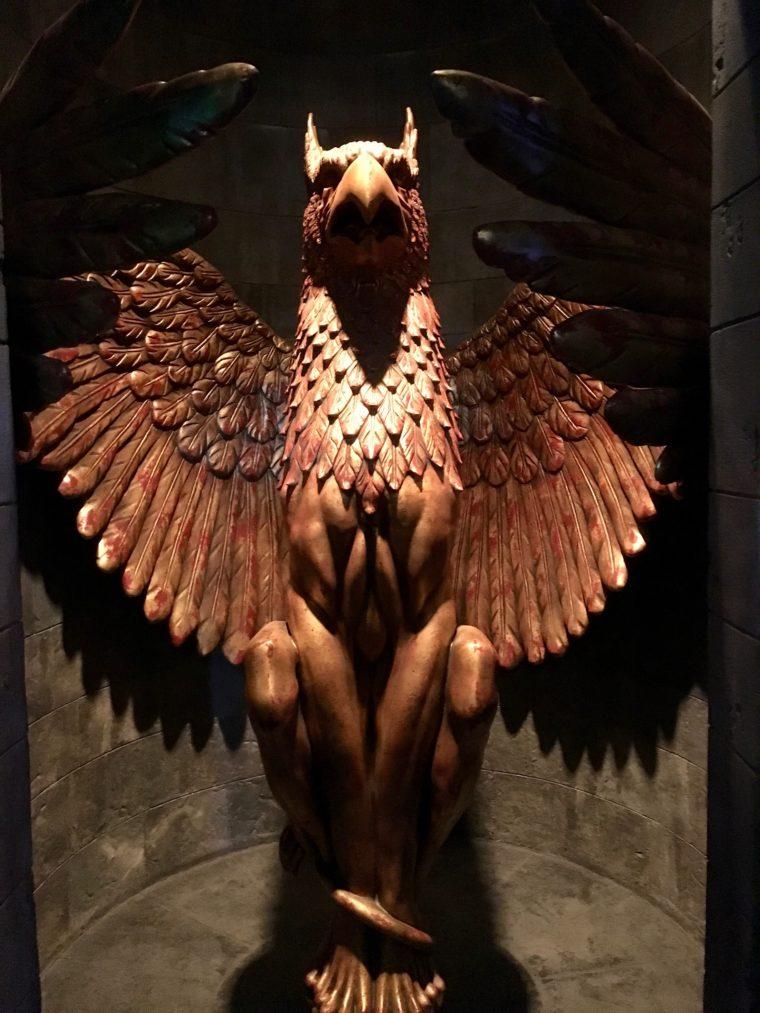 Griffindor Wizarding World of Harry Potter