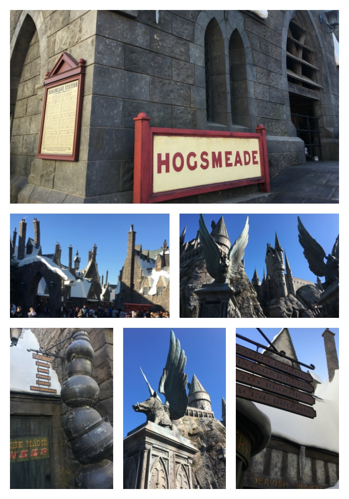 Hogsmeade at Wizarding World of Harry Potter