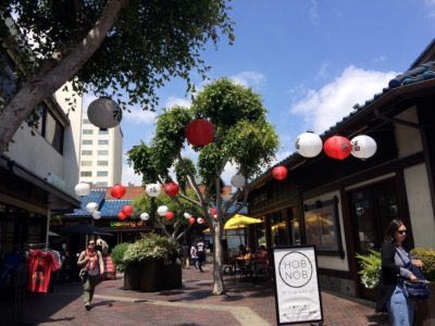 There are many things to do with kids in LA's Little Tokyo