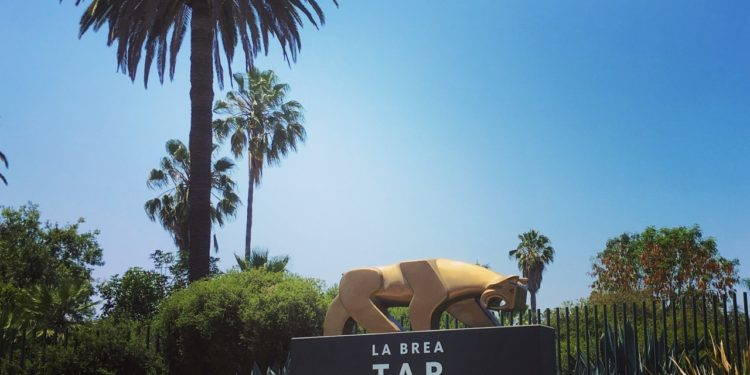 The La Brea Tar Pits is one of the coolest museums in Los Angeles.