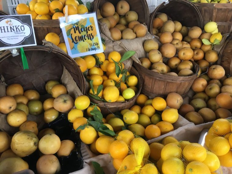 The Playa Vista Farmers Market is one of the fun things to do in Playa Vista