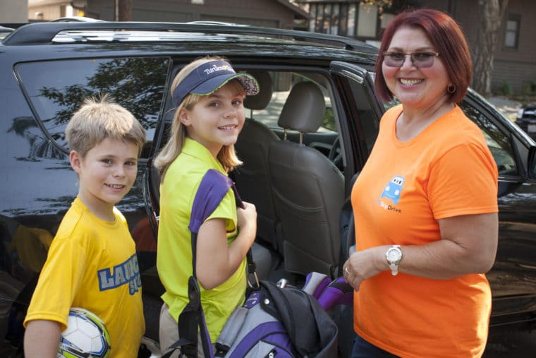 HopSkipDrive is a great solution for busy parents