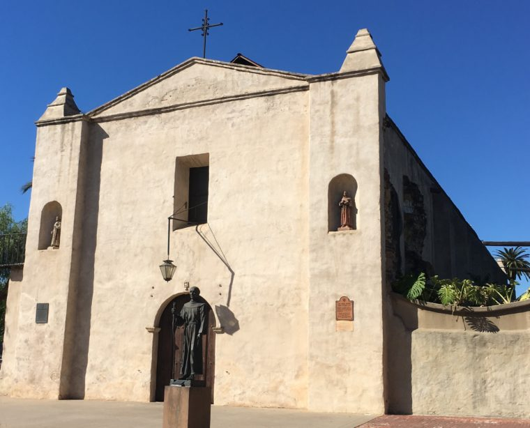 San Gabriel Mission is one of the many great places to go on a school field trip