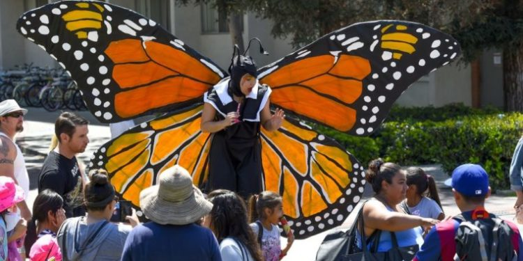The LA Times Festival of Books is one of the great things to do in Los Angeles.