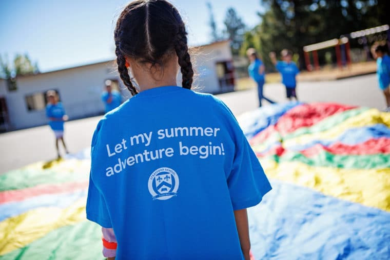 Stratford School is one of the amazing Summer Camp locations for younger kids