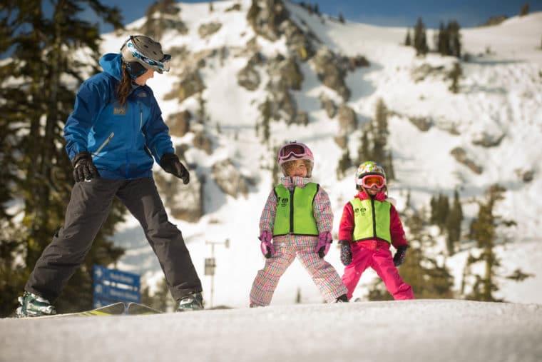 Alpine Meadows Ski School