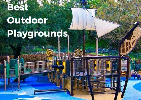 Best Outdoor Playgrounds