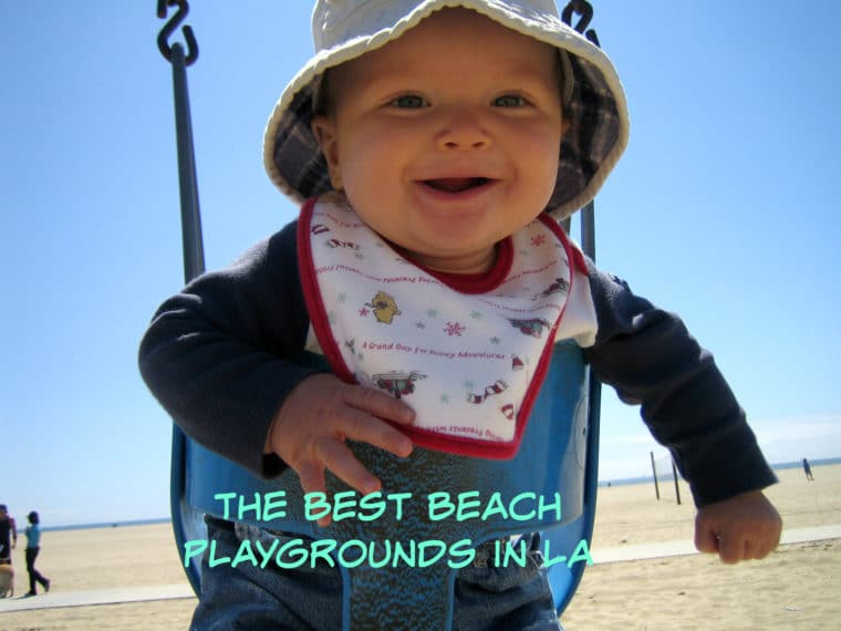 Best Beach Playgrounds in LA