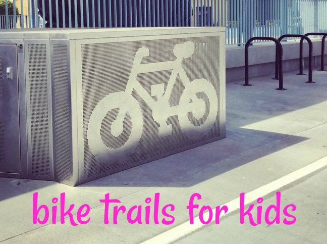 Best Bike Trails for Kids in Los Angeles