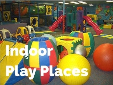 Indoor Play Places in Los Angeles