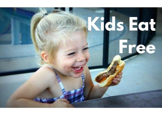 Kids Eat Free in Los Angeles